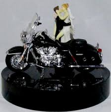 harley davidson wedding cake toppers new harley davidson road king wedding cake toppers wedding