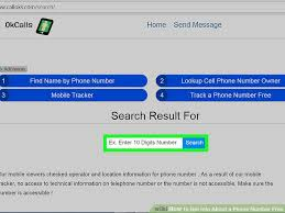 4 easy ways to get info about a phone number free wikihow