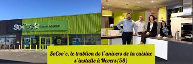 cuisine nevers socoo c inaugure un nouveau point de vente à nevers