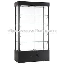 lockable glass display cabinet showcase lockable glass display cabinets lockable glass display cabinets