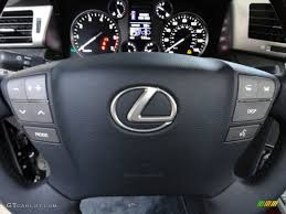 lexus lx 570 black interior 2013 lexus lx 570 black mahogany accents steering wheel photo