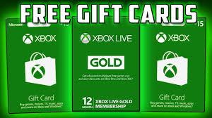 gift cards free xbox gift cards xbox gift card generator free xbox gift