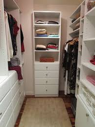 custom walk in closet houzz