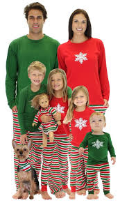 cozy family pajamas oh my creative