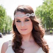 forehead bands wedding hair inspiration forehead bands and flower garlands