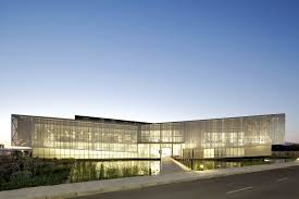 arch l a b synthon laboratory building gh a guillermo hevia archdaily