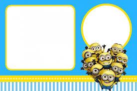 minion birthday invitations canada tags minions birthday