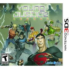 young justice young justice legacy nintendo 3ds walmart com