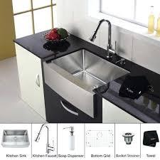 kitchen faucet with soap dispenser kraus geo arch single lever pull down kitchen faucet with soap kraus