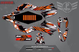 custom motocross helmet wraps supermoto primal x motorsports motocross graphics atv
