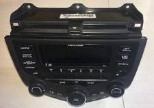 2003 honda accord radio for sale honda accord cd player ebay