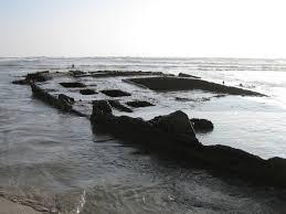 9 shipwrecks in california you can see california beaches