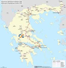 Athens Subway Map by Trainose Wikipedia