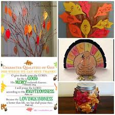 Devotions For Thanksgiving Day 25 Thankfulness Activities For Kids Kids Activities