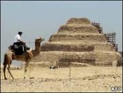 Imagens de satélite ajudam a encontrar 17 pirâmides no Egito