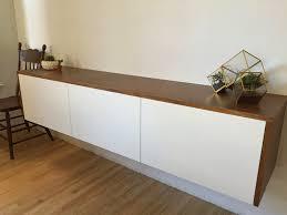 Ikea Credenza Fauxdenza Chez Nous