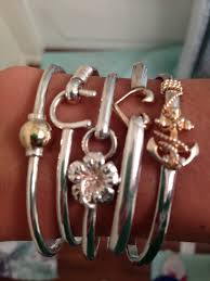 my own cape cod bracelet and caribbean hook bracelets my