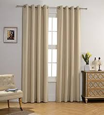 Burgundy Curtains For Living Room Amazon Com Blackout Room Darkening Curtains Window Panel Drapes