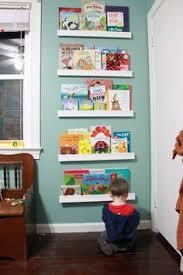 How To Make A Sling Bookcase Front Facing Bookshelf Classroom Pinterest Kirjahyllyt Isät