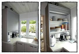 porte coulissante pour meuble de cuisine porte rideau coulissant pour meuble