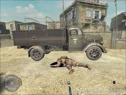 opel blitz opel blitz desert no camo 2 0 at call of duty 2 nexus mods and