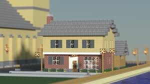 classic american leave it to beaver style house design in