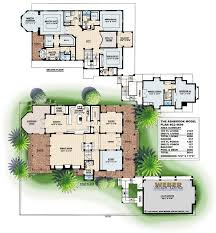 Floor Plan Com by Florida House Plans Architectural Designs Stock U0026 Custom Home Plans