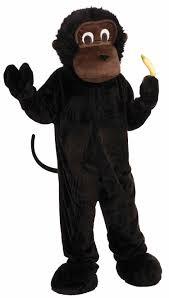 gorilla halloween mask gorilla costumes costume craze