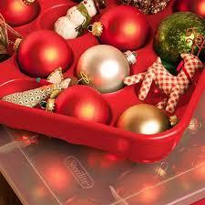sterilite ornament storage home kitchen