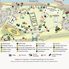 Minnesota State Fair Map Guide To The Irish Fair Saint Paul Insider U0027s Blog