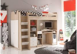 Schreibtisch 90 Cm Hochbett 90 X 200 Cm Mit Schreibtisch Und Schrankeinteilung In