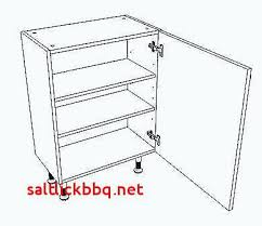 profondeur meuble cuisine profondeur placard cuisine finest meuble cuisine cm profondeur pour