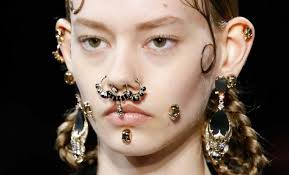 nose rings images Victorian inspired jewelry is actually on trend including nose jpg