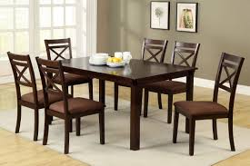weston xl 7 piece dining table set andrew u0027s furniture and mattress