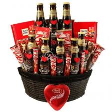 send gift basket send gift in europe guinness gift basket germany uk italy