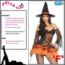 vampire witch costume vampire dracula witch devil gothic fancy dress party ladies