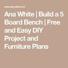 Ana White Build A 5 Board Bench Free And Easy Diy Project And by How To Stay Safe In The Event Of Nuclear Radiation Emergency