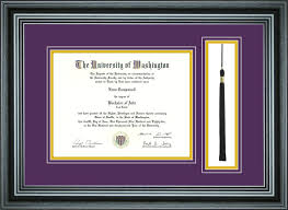 tassel frame single diploma frame with tassel for 11x14 diploma made in the