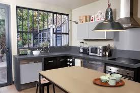 peinture cuisine meuble blanc couleur chambre avec cuisine indogate idee peinture chambre