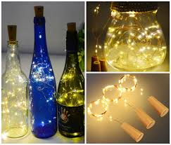 wine bottle string lights wine bottle string lights 3 pack 8 99 from 20