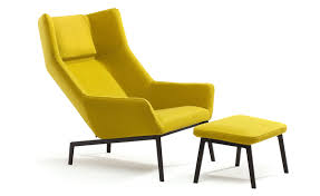hive modern park lounge chair u0026 ottoman hivemodern com