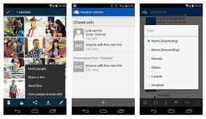 onedrive app for android microsoft updates onedrive for android with file and