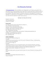 cv resume format cv style resume fresh resume cv pantip format for internship my
