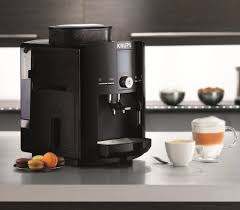 Coffee Makers With Grinders Built In Reviews Krups Ea8250 Espresseria Fully Automatic Espresso Machine Review