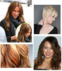 jennifer love hewitt hair extensions feather hair extensions would you wear them empire beauty school