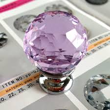 purple glass door knobs furniture hardware accessories picture more detailed picture
