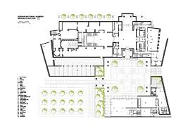 jordan national museum ground floor plan archnet