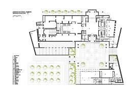 Ground Floor Plan Jordan National Museum Ground Floor Plan Archnet