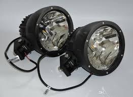 led driving lights automotive new 9 50w cree led driving work light 2cob 25w chip offroad suv atv