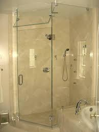 tub with glass shower door bathroom shower doors at lowes for luxurious bathroom design